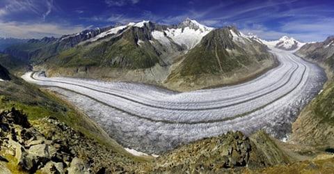 Klimaveränderungen im Alpenraum
