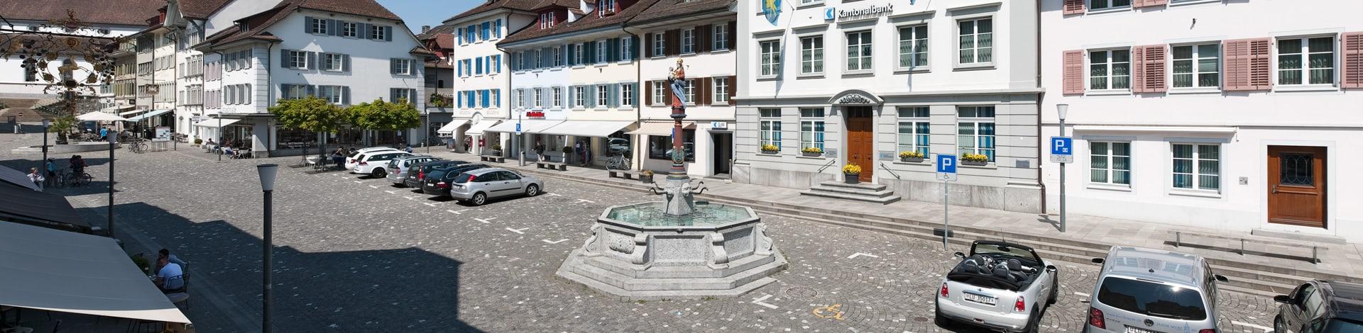 Brunnen in Sursee