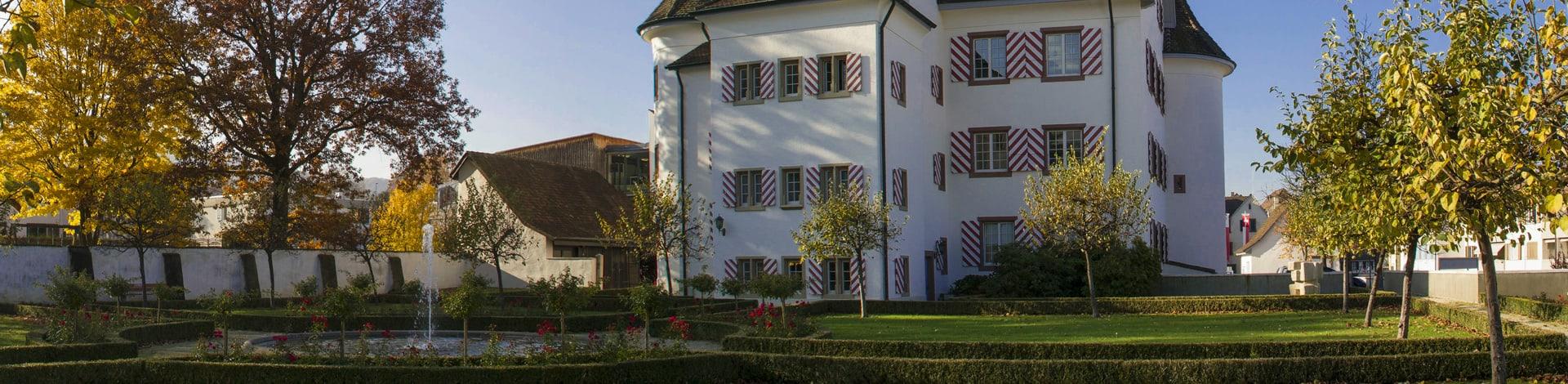 Haus mit Garten in Aesch