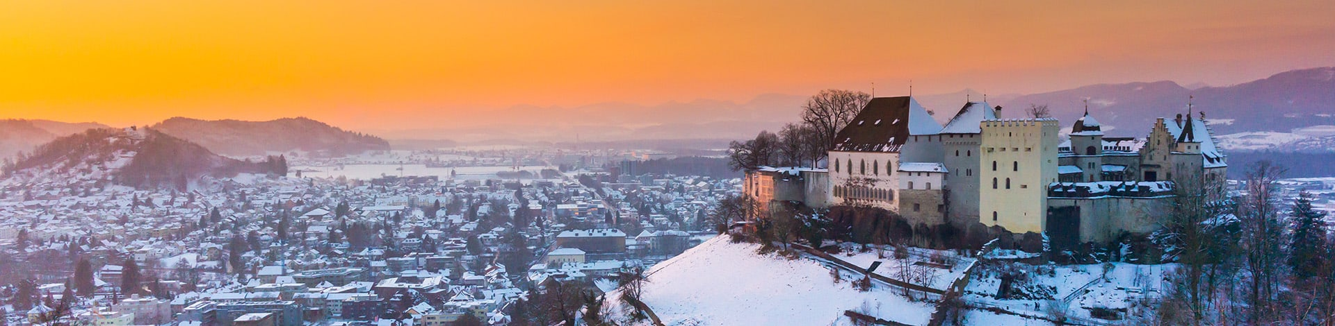 le château de Lenzburg