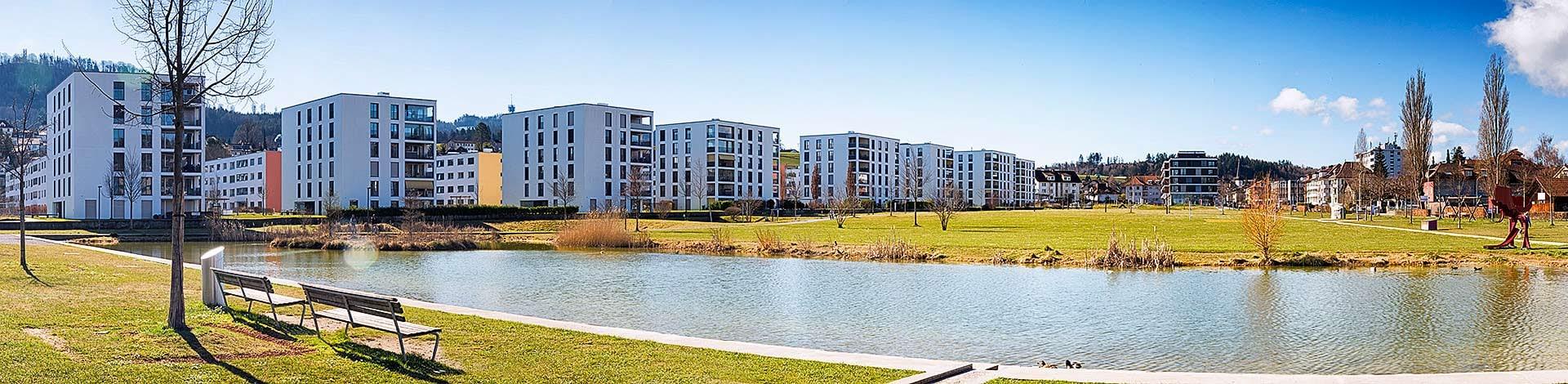 Berne-ouest - Liebefeld