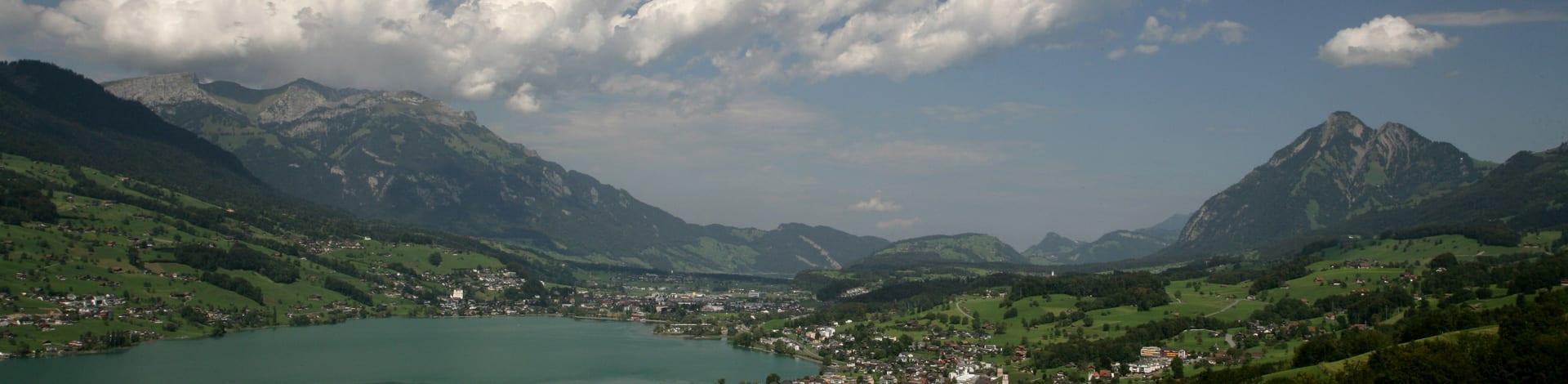 le montagne di Obvaldo e Nidvaldo