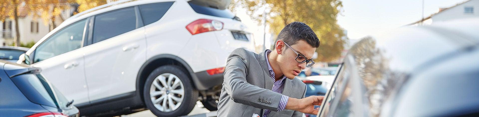 Evitez les accidents d'automne en préparant votre véhicule pour l'hiver