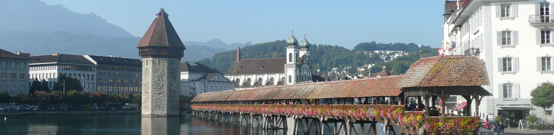 Kappelenbrücke Luzern