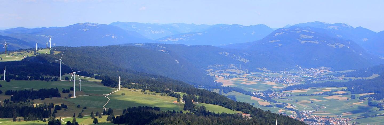 paesaggio di Moutier-St-Imier
