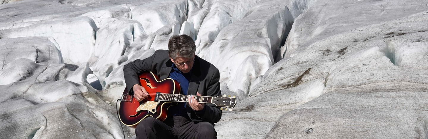Bild Blues for Glaciers, George Steinmann