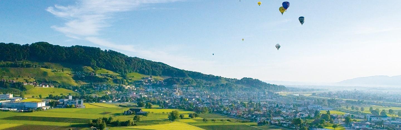 regione di Rheintal