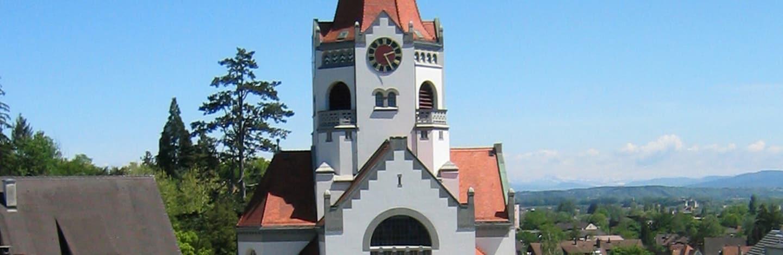 vue sur le clocher