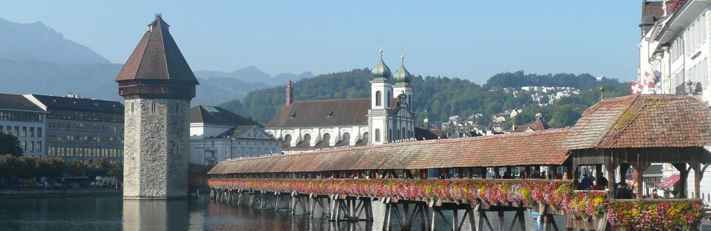 il ponte di Lucerna