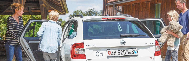 Beste Auto Versicherung der Schweiz