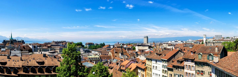 La Mobilière è Lausanne