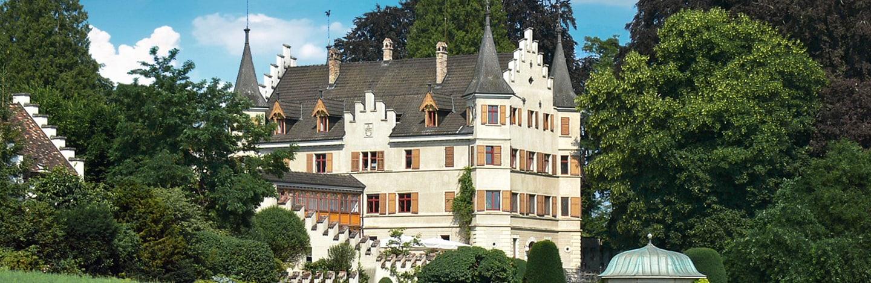 le château de kreuzlingen