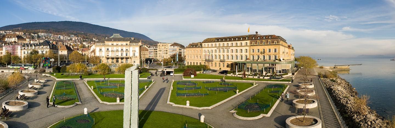 Centre-ville de Neuchâtel