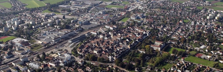 la previdenza nella regione di Zofingen