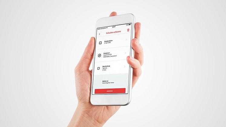 Die neue Mobiliar App