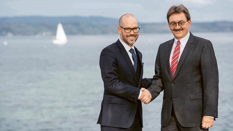 Daniel Bodenmann ist neuer Generalagent