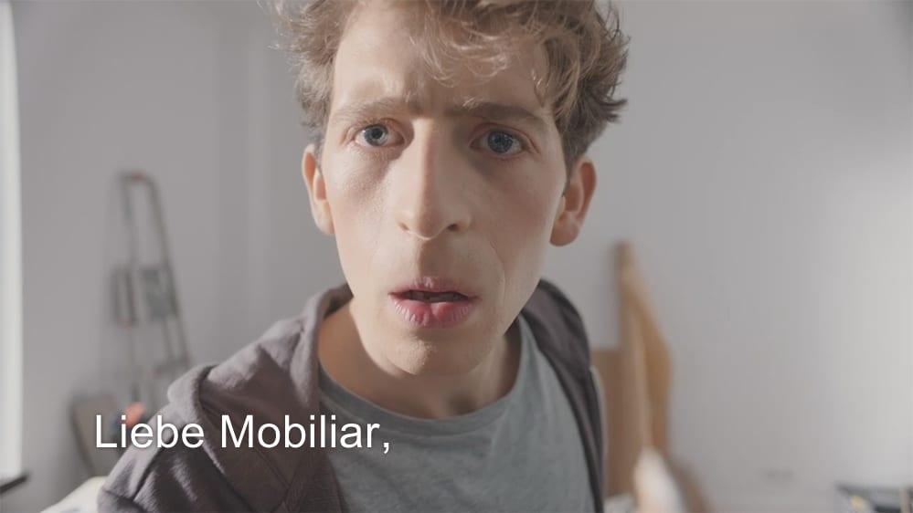 Werbespots Liebe Mobiliar Die Mobiliar