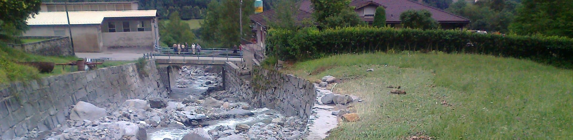 Hochwasserschutz Acquarossa Die Mobiliar