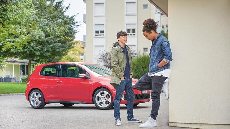 Assurance voiture pour les jeunes jusqu'à 26 ans