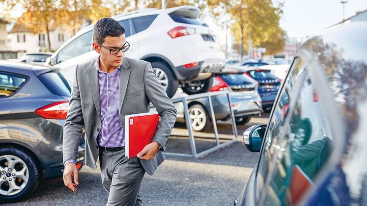 Assurance véhicules à moteur pour entreprises