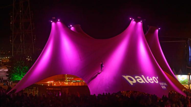 Charlie_winston: © Boris Soula – Paléo Festival