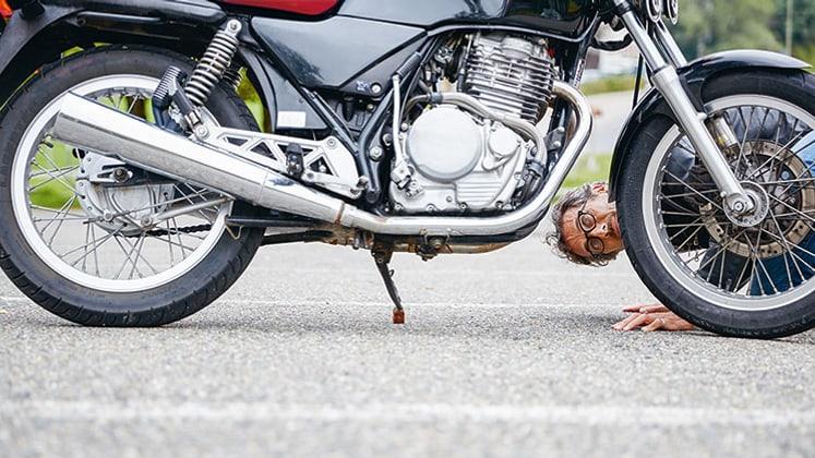 So machen Sie Ihr Motorrad fit für die Winterpause