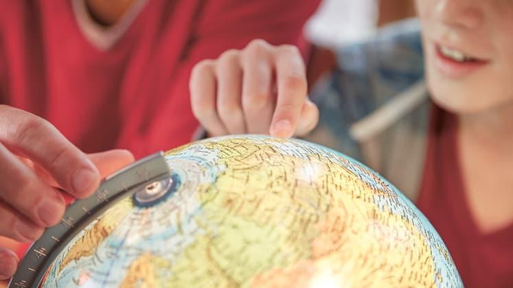 Partner rund um den Globus