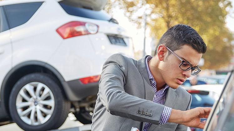 Vermeiden Sie Herbstunfälle – machen Sie Ihr Auto wintersicher